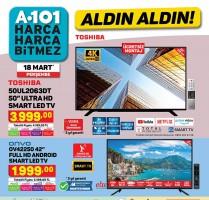 A101 18 Mart 2021 Aktüel Ürün Kataloğu