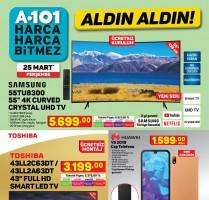 A101 25 Mart 2021 Aktüel Ürün Kataloğu
