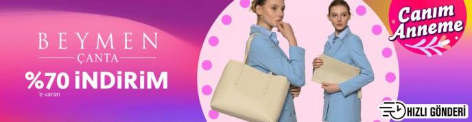 Morhipo'da Beymen Çanta Modelleri Anneler Günü'ne Özel %70'e Varan İndirimlerle
