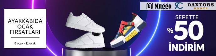 Trendyol Ayakkabı Modellerinde Ocak Fırsatları!