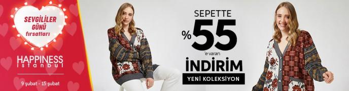 Trendyol Sevgililer Günü Fırsatları: Happiness İstanbul'da %55 İndirim