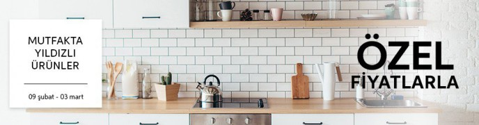 Mutfakta Yıldızlı Ürünler Özel Fiyatlarla Trendyol'da!