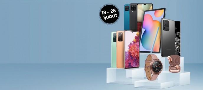 Büyük Fırsatlarla Dolu Samsung Galaxy Günleri Başladı!