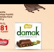 Tablet Çikolatalarda %25 İndirim CarrefourSA'da!