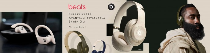 Lidyana'da Beats Kulaklıklara Avantajlı Fiyatlarla Sahip Olma Zamanı!