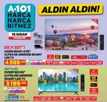 A101 15 Nisan 2021 Aktüel Ürünler Kataloğu