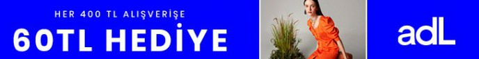 adL'de Hafta Sonuna Özel Her 400 TL'lik Alışverişe 60 TL Hediye!