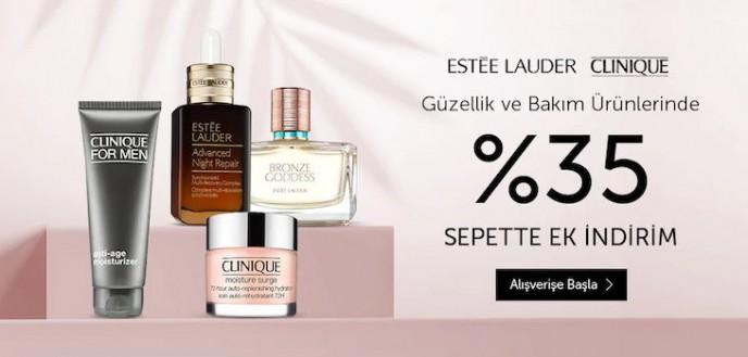 n11 Güzellik ve Bakım Ürünlerinde Sepette %35 İndirim