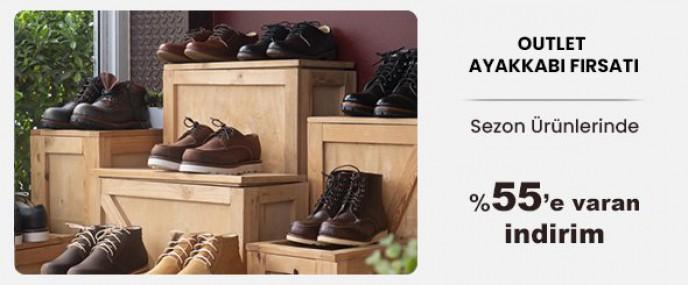 Markastok'ta Outlet Ayakkabı Fırsatları!