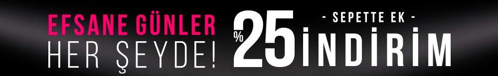 Mudo'da Efsane Günler! Sepette Ek %25 İndirim