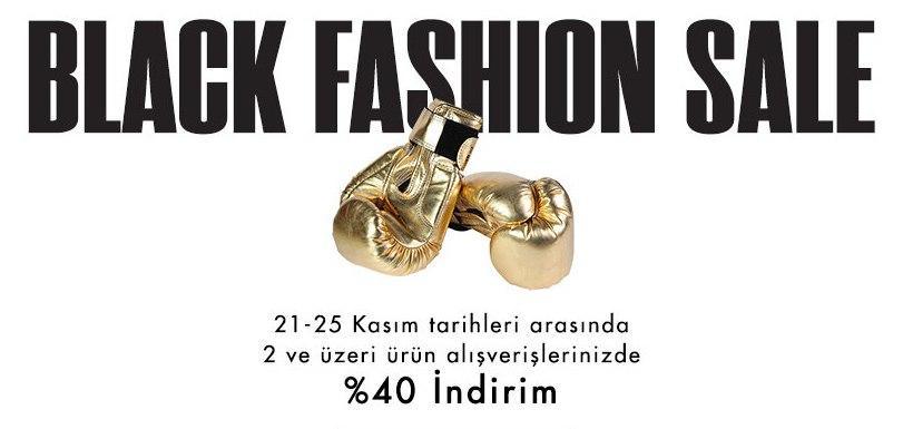 Beymen'de Black Fashion Sale!